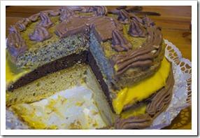 tričetrt torte