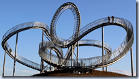 Walkable Roller-Coaster