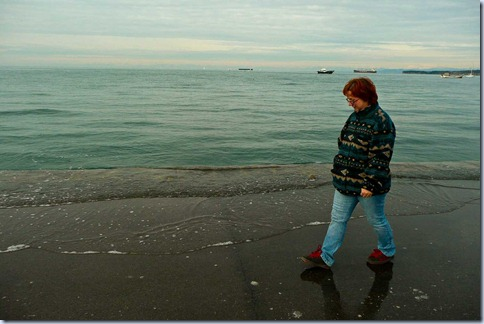 20 Katja na obali