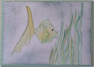 ATC watercolor riba