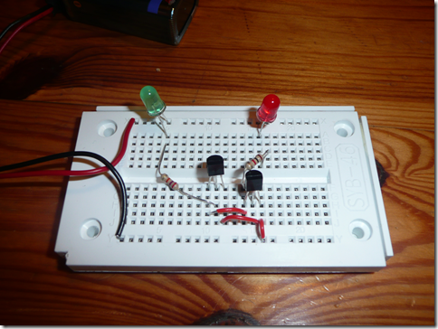svetlobni senzor
