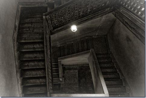 35 stopnišče