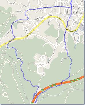 Google Maps - Vas - Raskovec - zelezniski most - Rakov hrib - Betajnova - Vas.kml - Opera