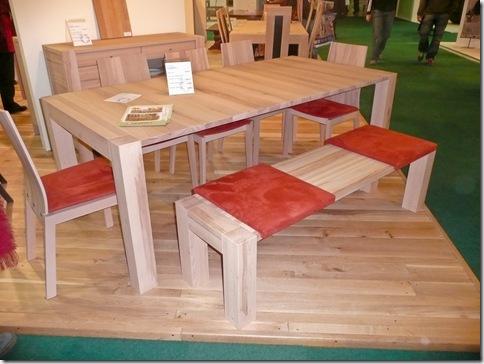 14 raztegljiva miza - bukev - Lip Radomlje