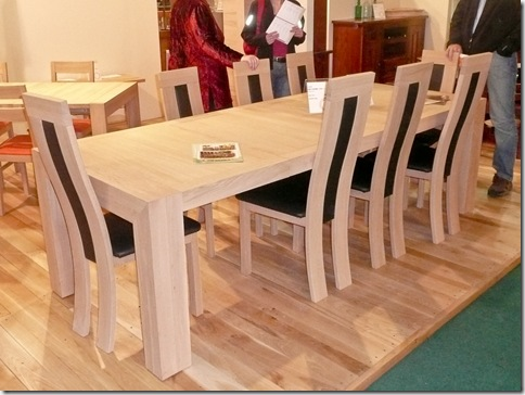 15 raztegljiva miza - hrast - Lip Radomlje