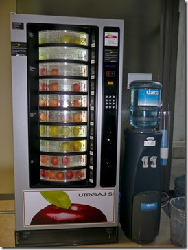 33 mašina za jabke - Bio dan
