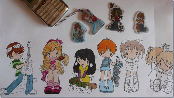 manga shrinkies