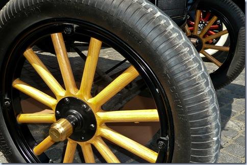 oldtimerji - kolesa