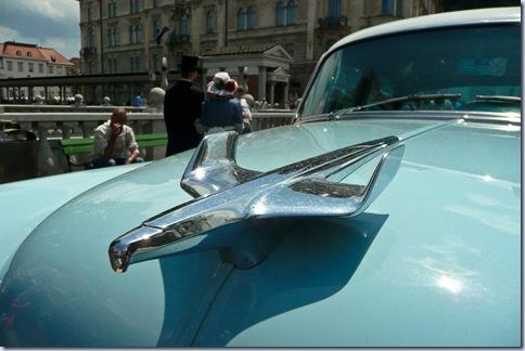oldtimerji - Chevrolet - znak