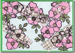 08 gingham flowers