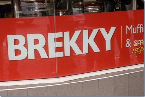 brekky
