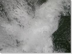 razpenjena voda
