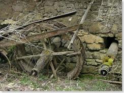 ostanki starega mlina