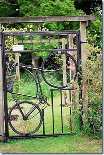 recycle bicycles