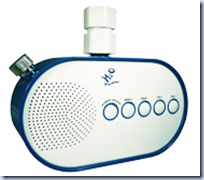H2O Powered Shower Radio