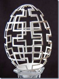 carved away egg