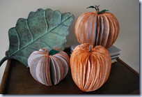 Book Pumpkin