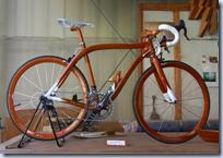 Mahagony Bicycle