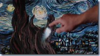 "Interactive ""Starry Night"""