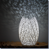 Hyphae Lamp