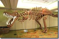 ballon dinosaurs