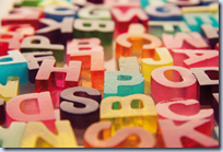 Gelatin Typography