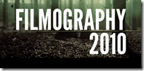 Filmography 2010