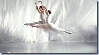 Super slo-mo ballet dancers
