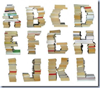 Books Alphabet