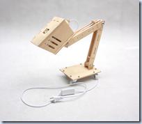 Wooden Lamp Kit