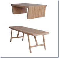 TT01 Convertible Table