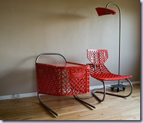 Shopping Cart Furniture