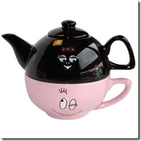 Barbapapa Tea Pot