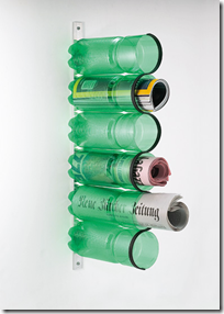 Plastic Bottle Organizer