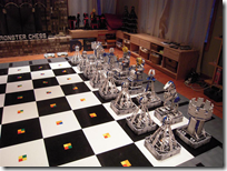 NXT Chess Set