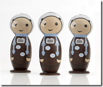 Chocolate Astronauts