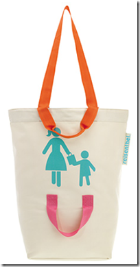 Mother Child Bag