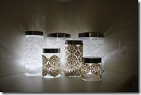 Lace Lanterns