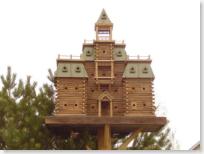 hiša za ptičke