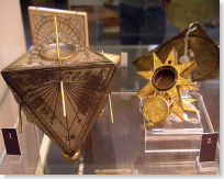 pocket sundials
