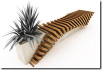 planter/bench