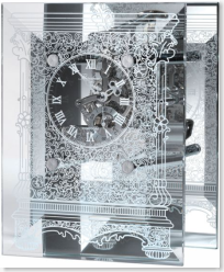 Floridium clock