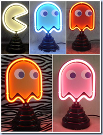 Pacman lučke