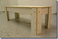 cable tie table