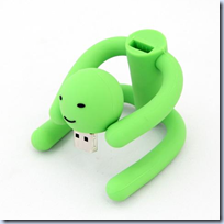 The Green Man USB