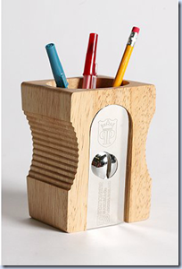 Giant Sharpener Desk Tidy