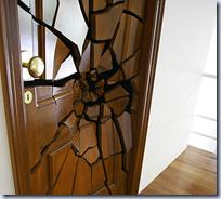 Shattering Door