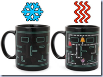 Pac-Man Hot/Cold Mug