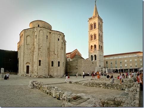 sv. Donat in zvonik