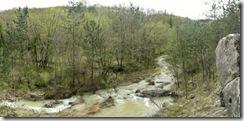 27 potok, ki napaja Veli vir